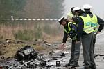 Archivní fotografie tragické nehody