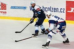 HC Škoda Plzeň x HC Kometa Brno