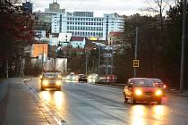 Plzeň - Malostranská ulice