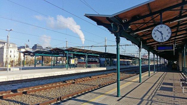 Dopravní a inženýrské stavby: Modernizace železničního uzlu Plzeň