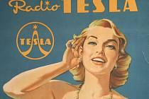 Bohumil Konečný se věnoval také reklamním plakátům a propagačním materiálům.