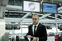 Fotbalisté FC Viktoria Plzeň na pražském letišti