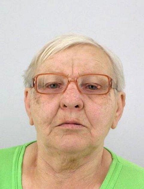 Pohřešovaná Milada Kellnerová