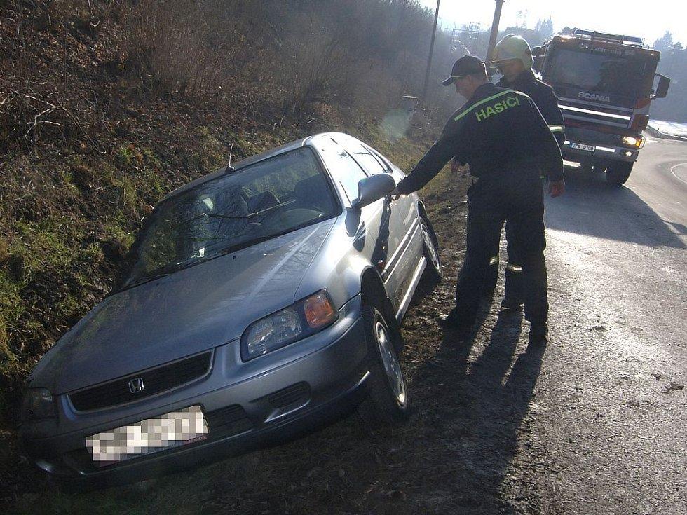 Havárie v Plzni na Valše.