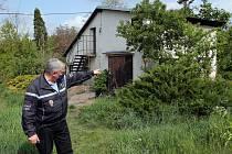 Bezdomovci obsadili Radčice. Už odcházejí