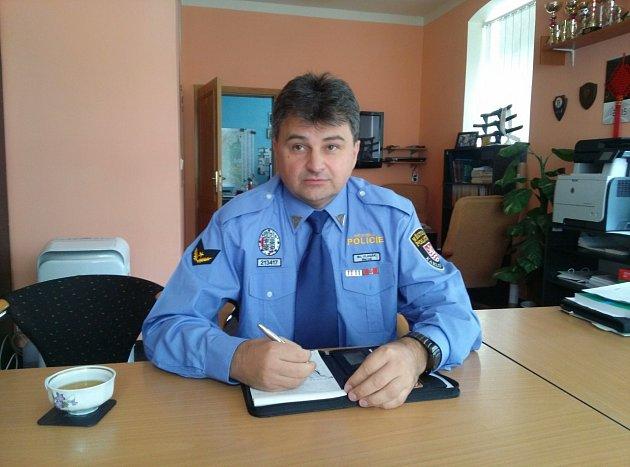 Marcel Vlasák, velitel Městské policie Karlovy Vary