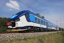 Nové vlaky Českých drah RegioShark