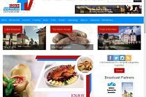 Web česko-americké televize