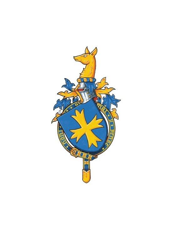Sir Walter Paveley (1319 – 1375), baron Burghers.