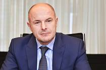 Bývalý hejtman Plzeňského kraje Josef Bernard.