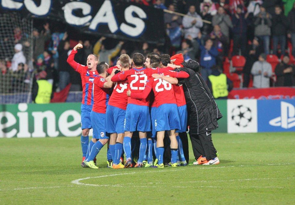 FC Viktoria Plzeň - CSKA Moskva
