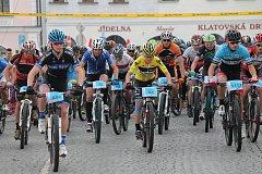 Výzva. Třemi trasami Krále Šumavy MTB se i letos proženou stovky nadšenců na horských kolech.