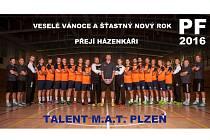 Házenkářský klub Talent M.A.T. Plzeň