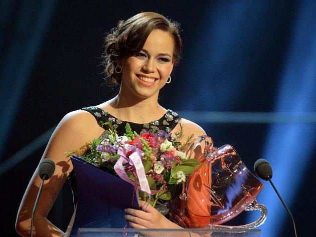Karolina Gudasová získala Cenu Thálie.