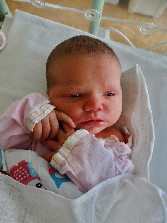 Ella Špelinová se narodila 28. února v 8:13 mamince Jitce a tatínkovi Janovi z Lozy. Po příchodu na svět v plzeňské porodnici U Mulačů vážila sestřička tříleté Aničky 3820 gramů a měřila 51 centimetrů.