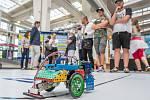 Soutěž robotiky v Techmanii