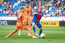 V úvodním kole FORTUNA:LIGY proti Mladé Boleslavi ještě nastoupil Michal Hlavatý v dresu plzeňské Viktorie, teď už hostuje v týmu pohárového soupeře. Kvůli dohodě klubů však nejspíš ve středu nenastoupí.