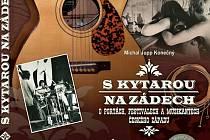 Kniha S kytarou na zádech, kterou vydává nakladatelství Region All – Hana Voděrová.