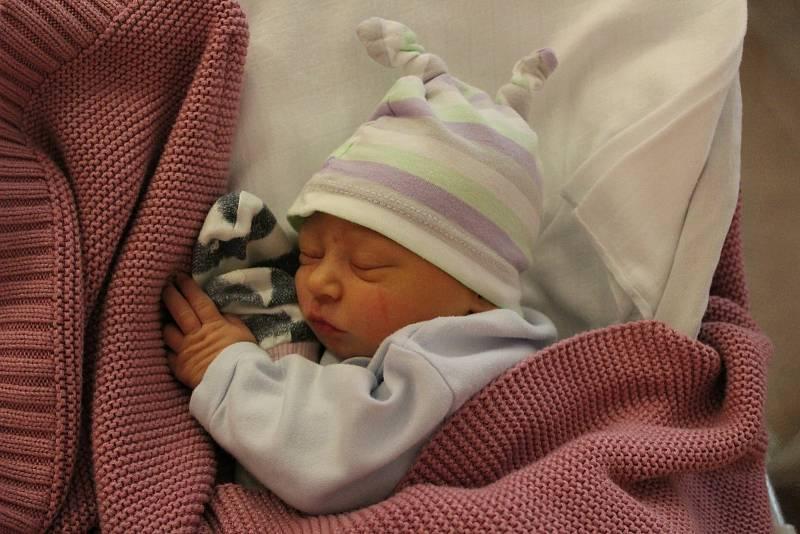 Mia Kaňok (3200 g, 50 cm) přišla na svět 25. září ve 13:10 v plzeňské FN Lochotín. Rodiče Nikola a David z Plzně přivítali očekávanou prvorozenou dceru společně.