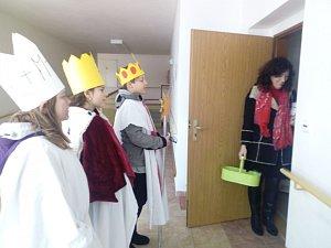 Tři králové.