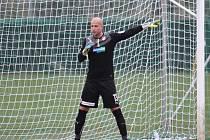 Nejlepším hráčem Viktorie byl v utkání proti Krasnodaru brankář Petr Bolek.