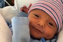 Oliver Krejčík se narodil 3. května mamince Michaele a tatínkovi Evženovi zPlzně. Po příchodu na svět vážil jejich synek 3270 gramů a měřil 50 centimetrů.