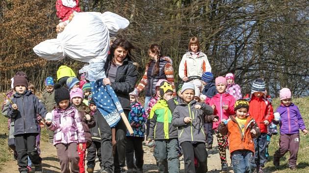 Děti z Druztové skoncovaly s Moranou.
