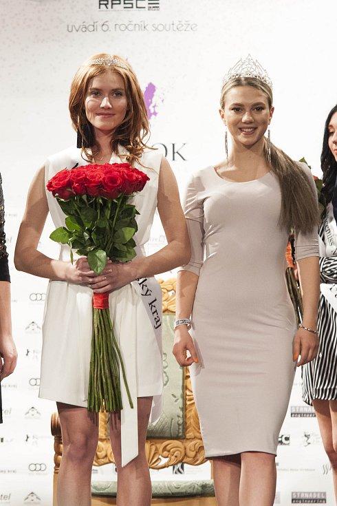 Miss OK 2019 Denisa Ryndová