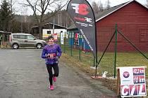 Monika Preibischová, na snímku ze závodu v Plzni, chcev maratonu  zaútočit na olympijský limit.
