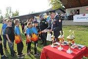 Pňovanští hasiči oslavili 130. výročí od svého založení