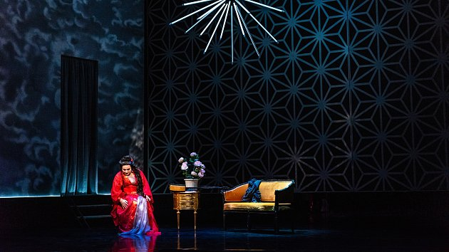 Opera Iris Pietra Mascagniho.
