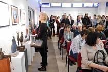 Výstava v Galerii Václava Brožíka v Třemošné