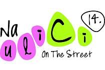 Logo čtrnáctého festivalu Na ulici