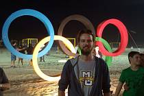 Marek Čech na Letních olympijských hrách v Riu de Janeiru