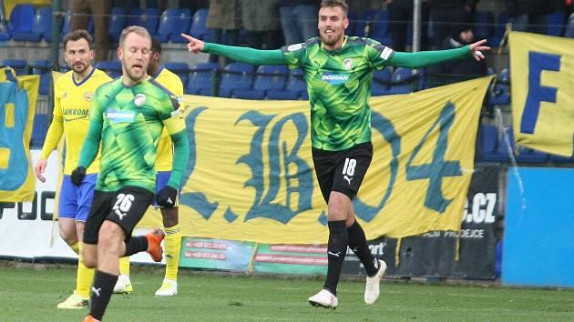 Fotbalisté Zlína ve 21. kole HET ligy v neděli doma hostili Plzeň.