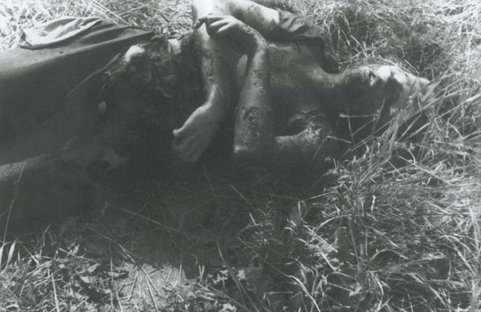 Smrt. Při pokusu překonat státní hranici zemřely na Šumavě za komunistického režimu desítky často velmi mladých  lidí