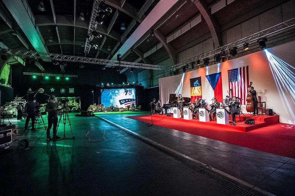 Živý přenos k slavnostem svobody v plzeňském DEPO2015.