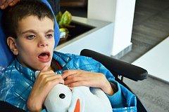 Devítiletý Filip Směšný.