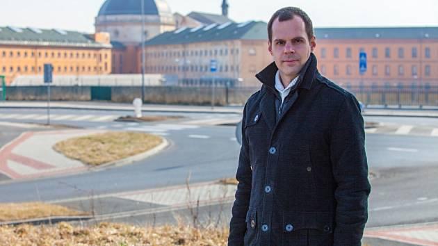 Lukáš Paleček provede zájemce okolím borské věznice už příští sobotu. Lidé se dozvědí zajímavosti z historie.