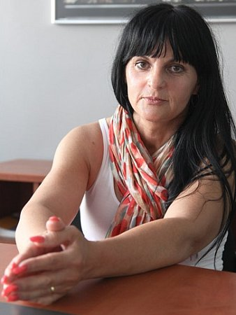 Trenérka Eva Sukupová