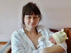 Rozálie Balcarová se narodila 4. dubna v 9:06 mamince Oksaně a tatínkovi Janovi z Plzně. Po příchodu na svět v plzeňské FN vážila sestřička dvouletého Teodora 3230 gramů a měřila 50 centimetrů.