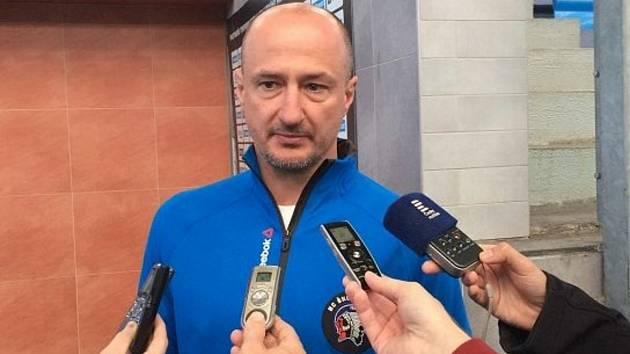 Bývalý útočník a nyní trenér Michal Straka spojil svoji kariéru převážně se Škodou Plzeň.