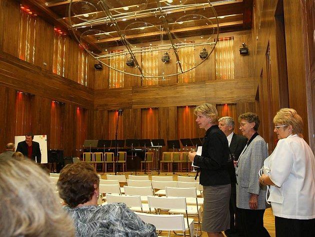 Koncertní sál Domu hudby