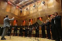 Nový koncertní sál v Domě hudby v Husově ulici