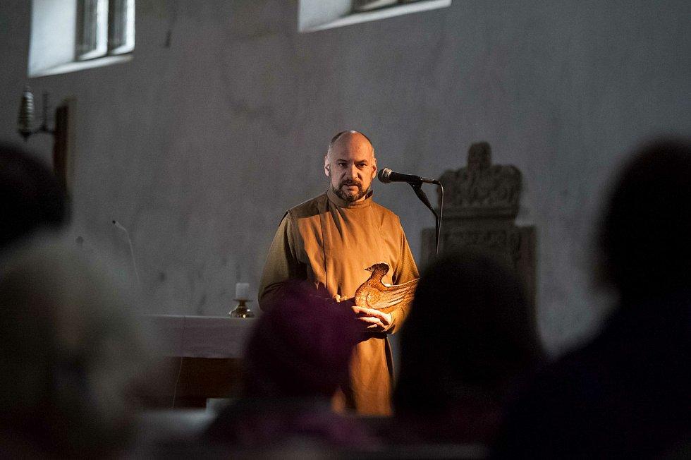 Noc kostelů  v Plzni.