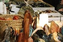 Prodejní výstava minerálů Minerál 2014.