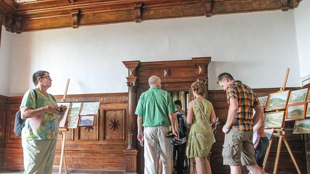 Zelená Hora se výjimečně otevírá návštěvníkům.