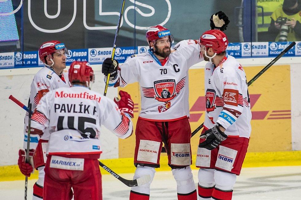 HC Škoda Plzeň – Mountfield HK 1:4