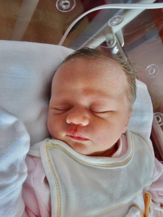 Kateřina Martínková se narodila 29. května v 8:46 mamince Pavle a tatínkovi Lubošovi z Plzně. Po příchodu na svět v plzeňské fakultní nemocnici vážila jejich prvorozená dcerka 3220 gramů a měřila 50 centimetrů.