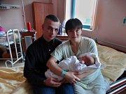 Daniel Jandík se narodil 11. ledna v 15:00 mamince Lídě a tatínkovi Filipovi z Plzně. Po příchodu na svět v plzeňské fakultní nemocnici vážil bráška Pavly a Honzy 2890 gramů a měřil 49 centimetrů.